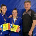 Judo: Medalii de bronz pentru Damaris Funeczan și Laura Augustin la Cupa României
