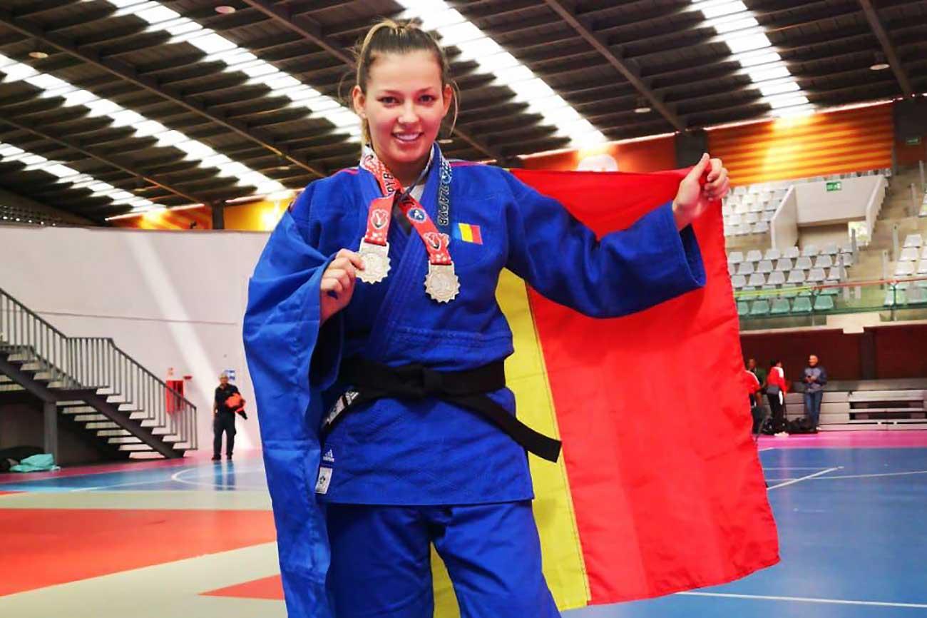 Laura Augustin, două medalii de aur în Mexic