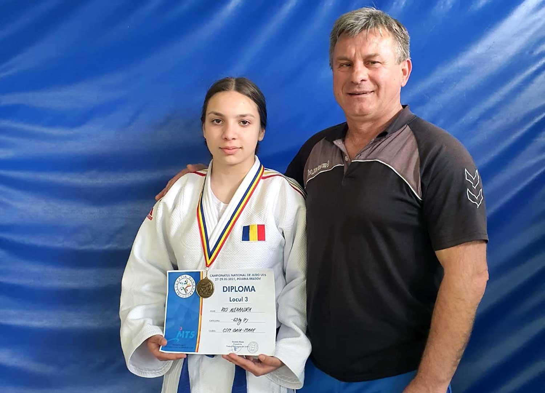 Trei medalii pentru CSM Baia Mare la finalele CN Judo U16