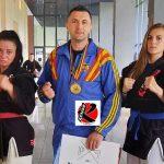 CSM Baia Mare a cucerit trei medalii la Kempo
