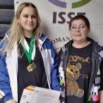 Antonia Achim câștigă Cupa României la tir în concursul junioarelor III