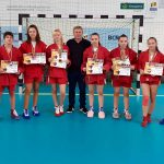13 medalii pentru CSM Baia Mare la finala CN Sambo juniori și tineret
